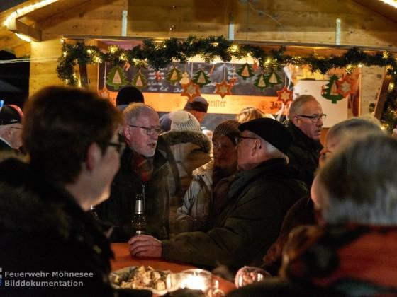 Weihnachtsmarkt LG Völlinghausen   02.12.17