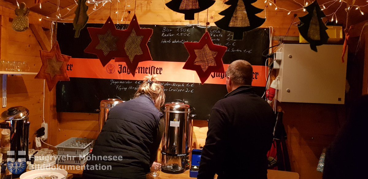 Weihnachtsmarkt LG Völlinghausen   01.12.18