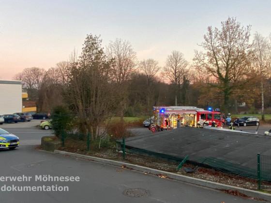 TH 2 - Verkehrsunfall | 28.11.20