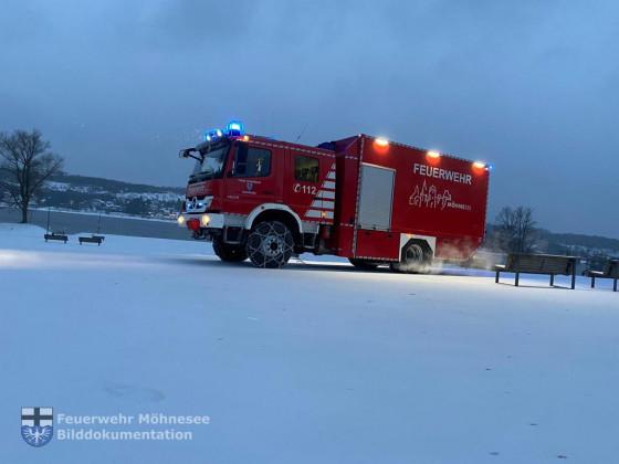 TH 1 - Unterstützung Rettungsdienst   06.01.21