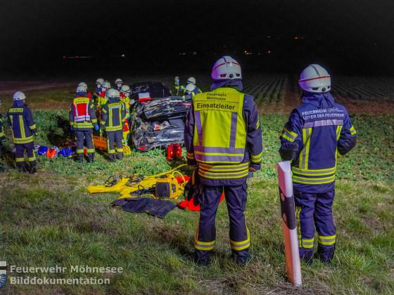 TH 2 - Verkehrsunfall | 24.03.21