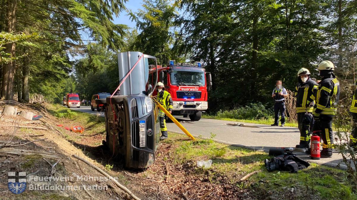 TH 2 - Verkehrsunfall | 05.09.21