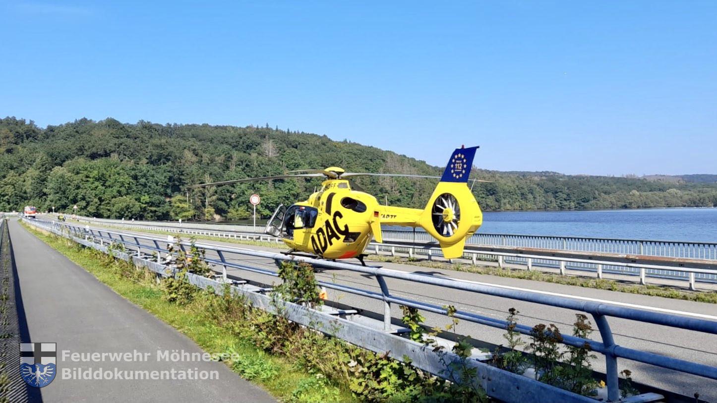TH 1 - Unterstützung Rettungsdienst | 05.09.21