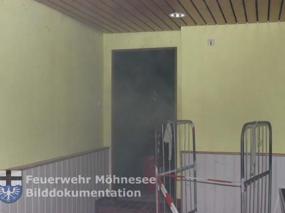 Zugübung Landschulheim Arnsberg   26.03.15
