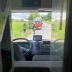 TH 1 - Einweisung/Absicherung Rettungshubschrauber   17.06.19