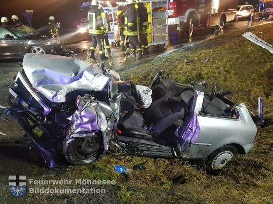 TH 2 - Verkehrsunfall   16.01.18