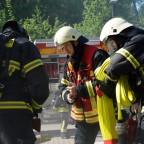Übungstag - Institut der Feuerwehr | 20.05.17
