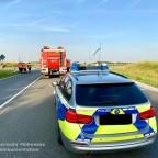 MANV I - Verkehrsunfall | 25.06.19