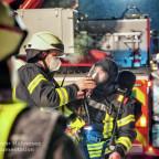 Brand 2 - Dachstuhl | 08.02.21