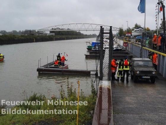 Übungsdienst | Dattel Hamm Kanal | 07.10.17