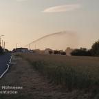 Gemeinschaftsübung – Waldbrand | 05.07.19
