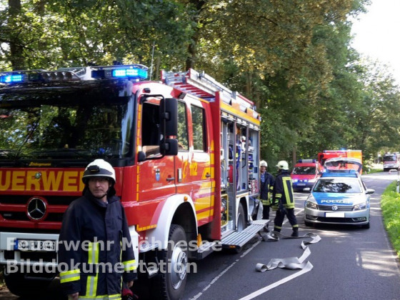 TH 1 - Verkehrsunfall | 07.08.16