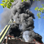 Brand 4 - Ehemaliges Firmengebäude | 19.04.18