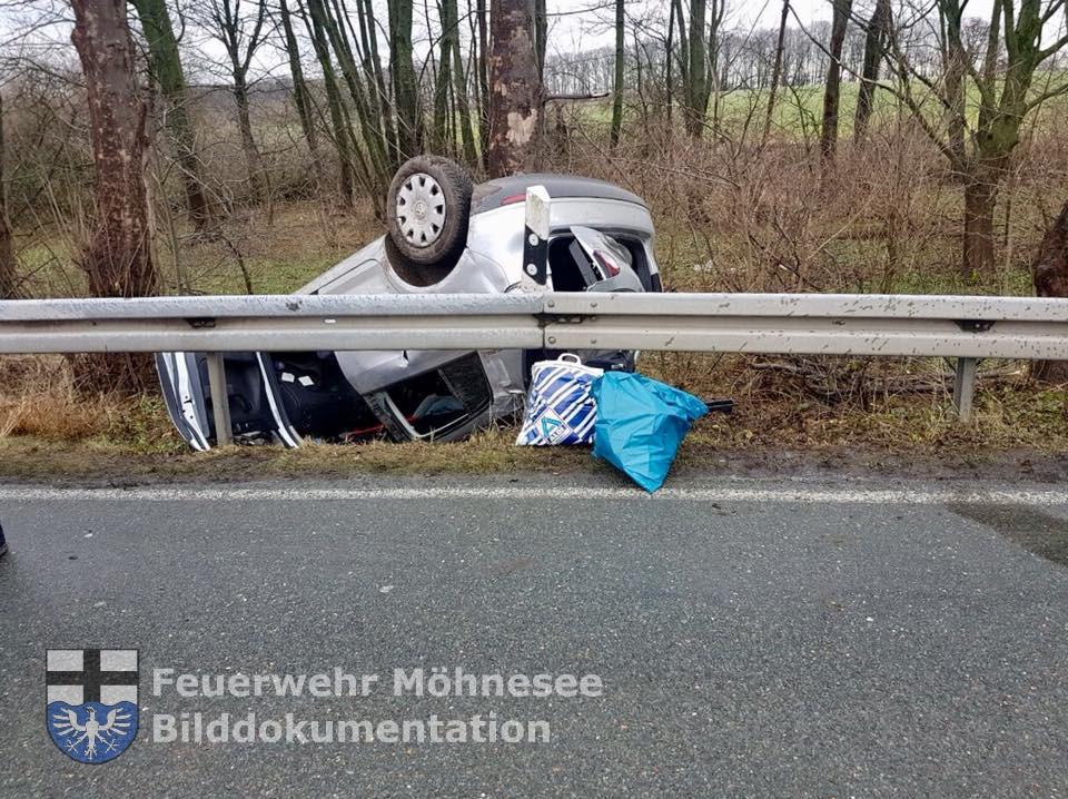 TH 2 - Verkehrsunfall | 02.01.18