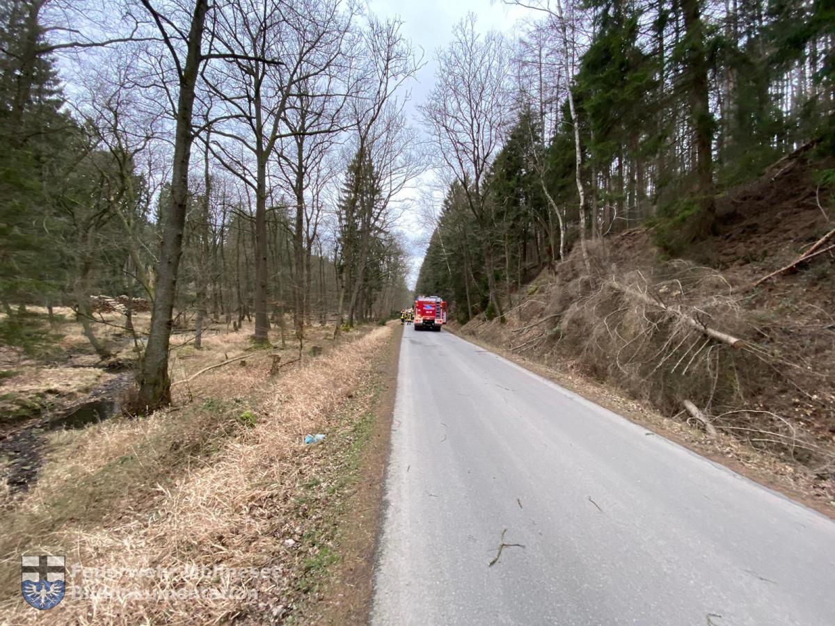 TH - Sturmtief Sabine | 09.-10.02.20