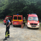 Brand 3 - Waldbrand | 04.08.18