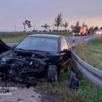 MANV I - Verkehrsunfall   14.06.19