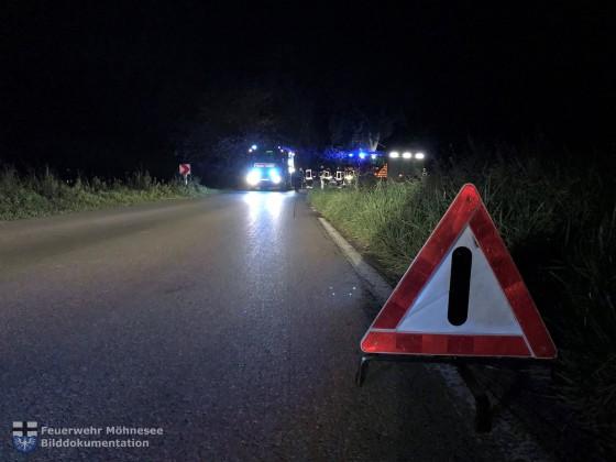 TH 1 - Verkehrsunfall | 11.09.17