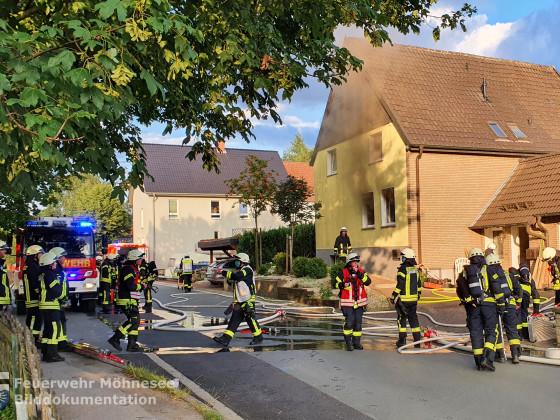 Brand 2 - Wohnungsbrand | 26.07.20