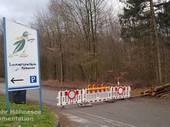 TH - Sturmtief Eberhard | 10.03.19