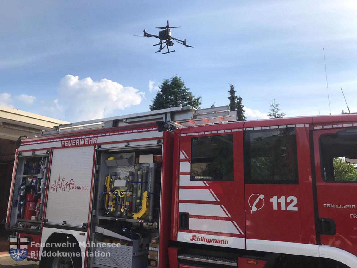 Sondereinheit Drohne   2020
