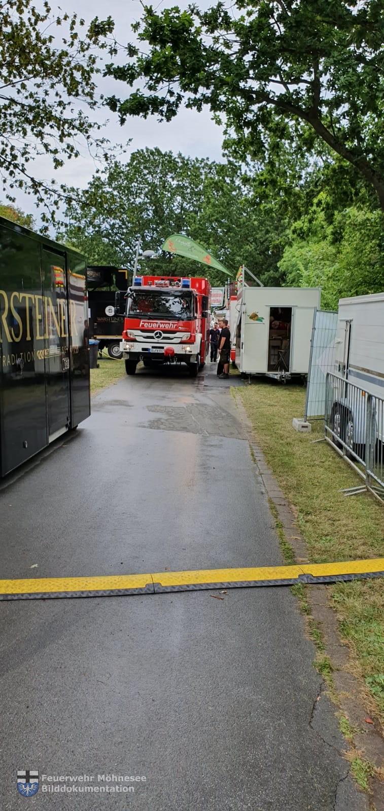 Brückenfest Möhnesee 2019