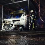 Brand 2 - Wohnmobil/Carport   19.02.20
