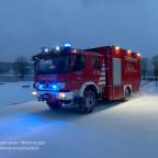 TH 1 - Unterstützung Rettungsdienst | 06.01.21