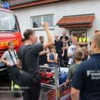 Gemeinschaftsübung – JF & FF | 08.06.18