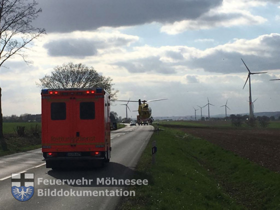 TH 2 - Verkehrsunfall | 06.04.17